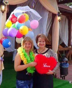 Наталья и ди-джей Натали