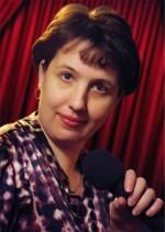 Елена Волкова, ведущая