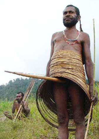 Сексуальные обряды племен полинезии