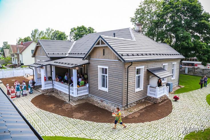 Свадьба в агроусадьбе Беларусь