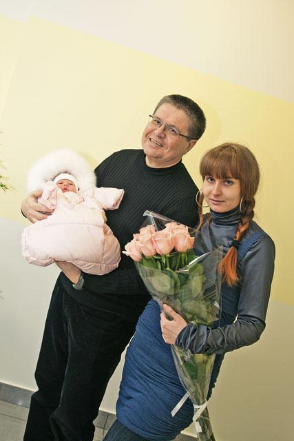 Улюкаев и Хряпова