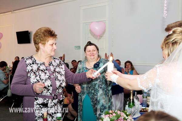 Поздравление новобрачным от родителей невесты